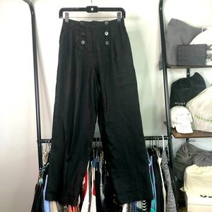 Country Road High Waisted Sailor Pants